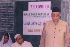 Zafar-Saifullah