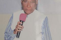 Janab S Khader Basha