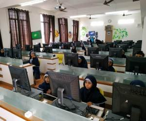 P.A. Inamdar Computer Lab